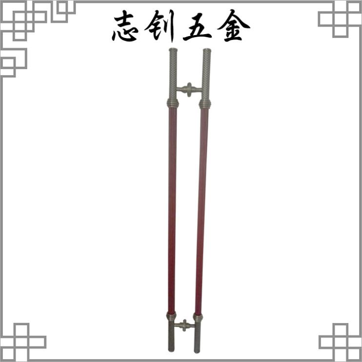 全銅直紋木大拉手ZZ-1091