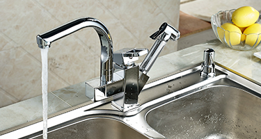 Dish basin faucet which is good