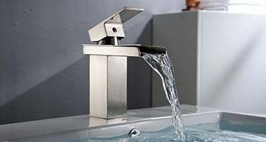How does faucet manufacturer prevent faucet leak