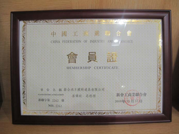 中国工业联合会