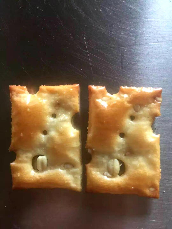 非油炸發酵餅干