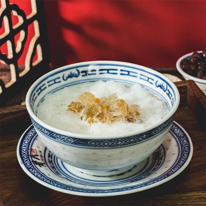 牛奶桃胶雪燕
