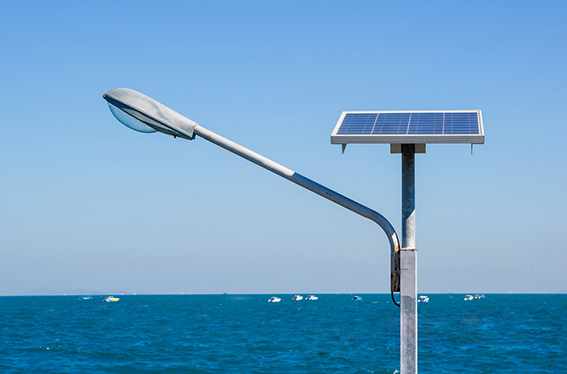 低溫時如何增加太陽能路燈的發電量呢?