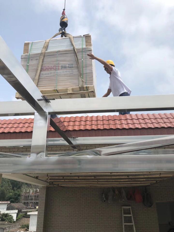 家庭吊裝組件