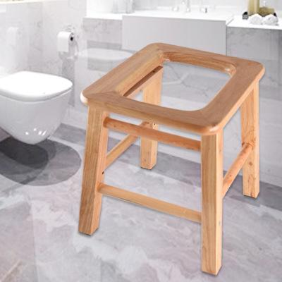 实木病人坐便椅