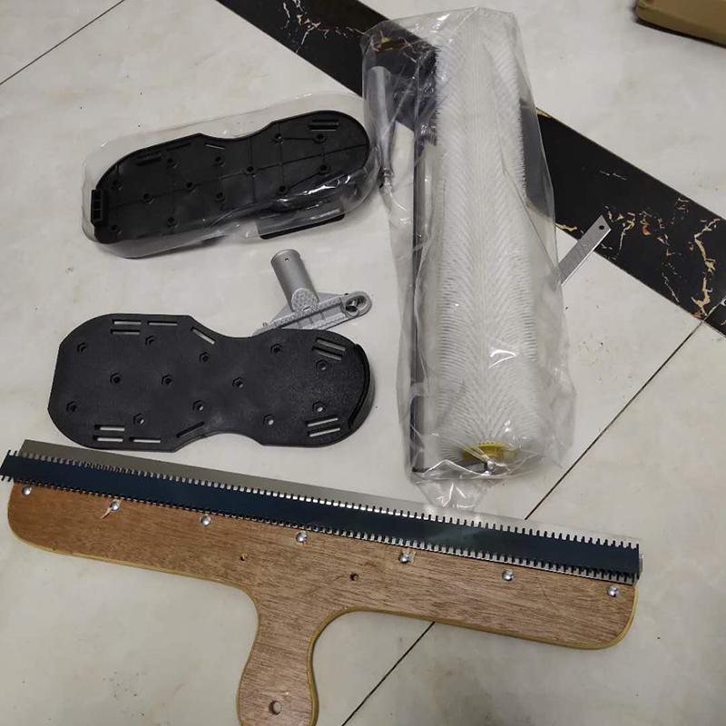 自流平水泥專用工具三件套