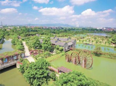 渔耕粤韵文化生态旅游园