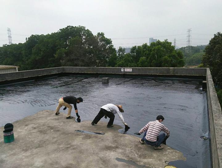 江门市鹤山水池防水补漏