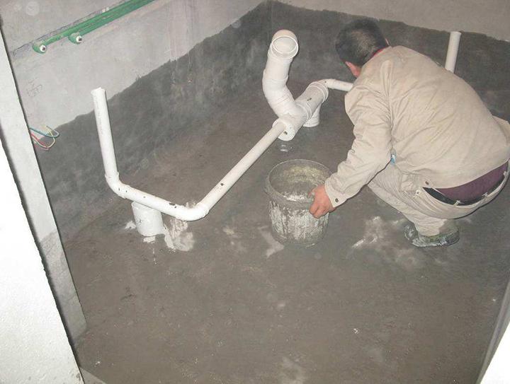 江门市台山市镇卫生间防水补漏