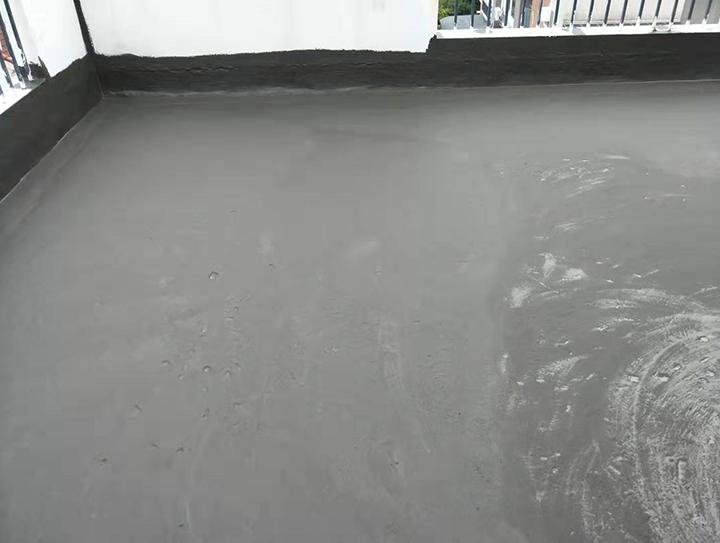 楼面防水补漏