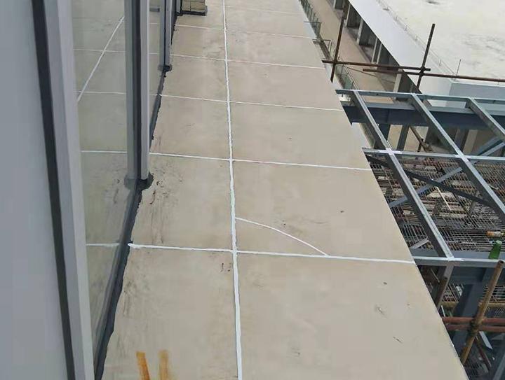 高空外墙防水补漏