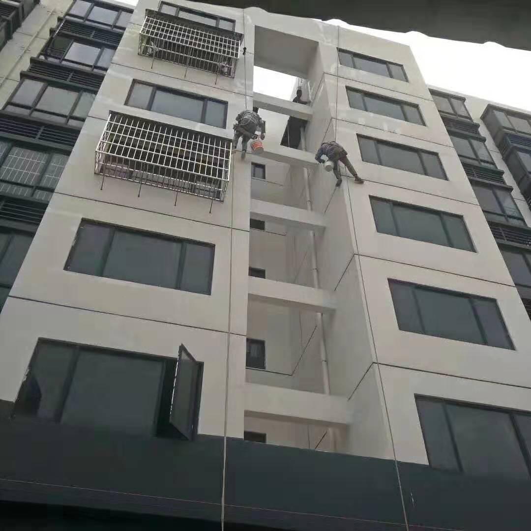 江门市蓬江区外墙补漏