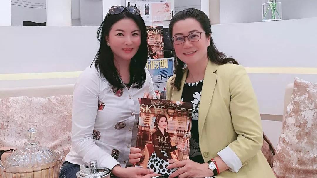 江門文化廣電旅遊體育局長湯惠紅女士蒞臨澳門Z-Beauty美容集團參觀指導