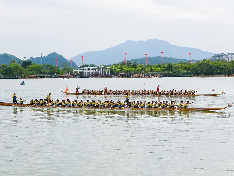 魅力肇庆2018年首届龙舟旅游文化节