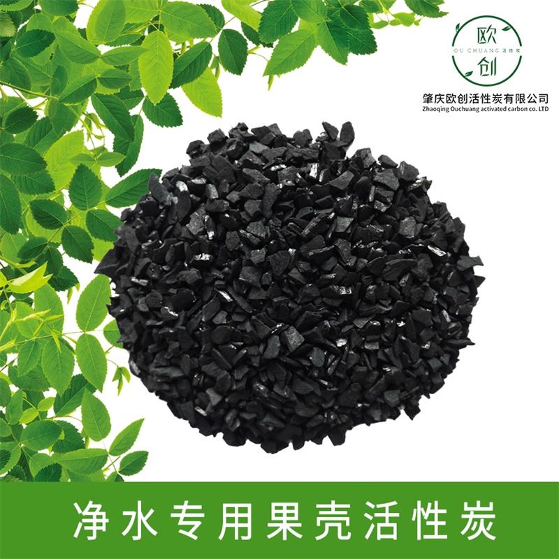 凈水專用果殼活性炭