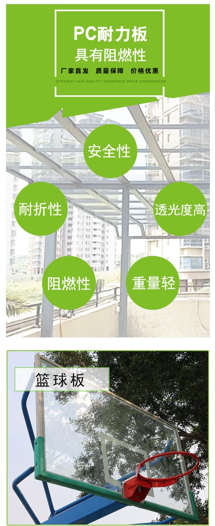 雨棚陽光板_聚碳酸酯板材耐力板廠家透明湖藍可定制雨棚---阿里巴巴_03.jpg