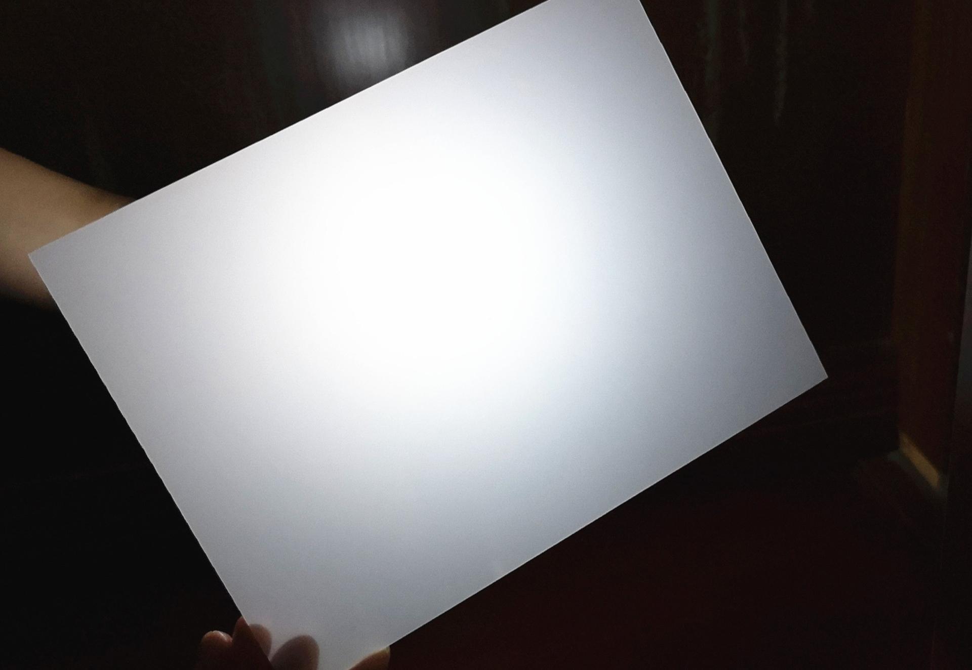 高光效吸頂燈燈罩板