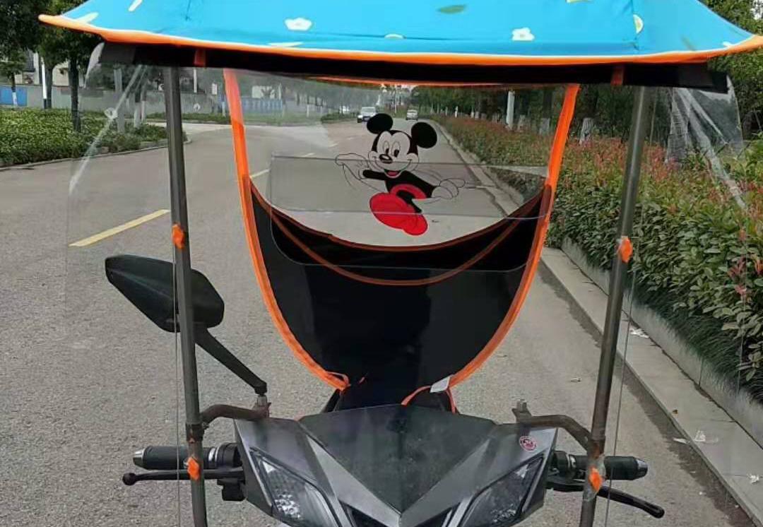 PET電動車、摩托車擋風板