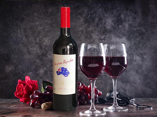 澳奔九洲干紅葡萄酒