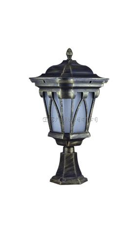 市电柱头灯