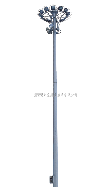 High pole lamp