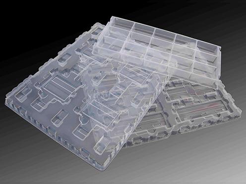 吸塑包裝的生產工藝