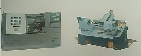 CKS2565斜床身数控机床