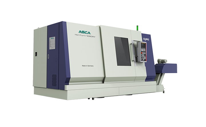 ASCA车铣复合中心4080